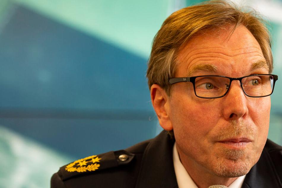 Leipzigs Polizeichef warnt vor Instrumentalisierung von Straftaten