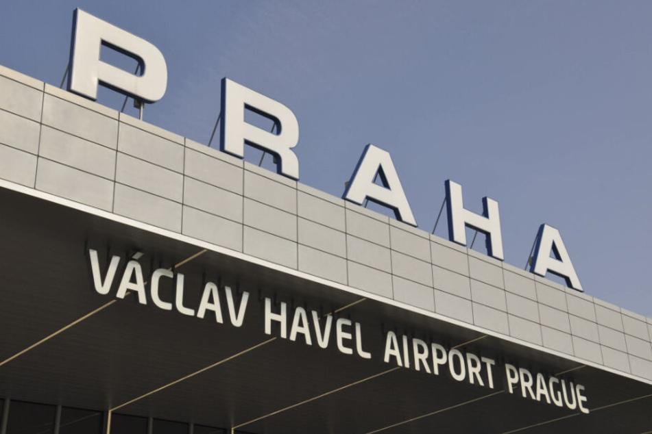 So soll das künftige Terminal 2 des Prager Flughafens aussehen.