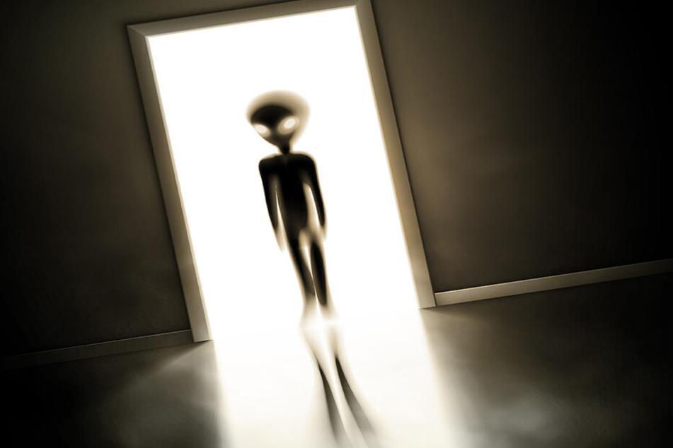 Ein Alien hätte Mary geschwängert.