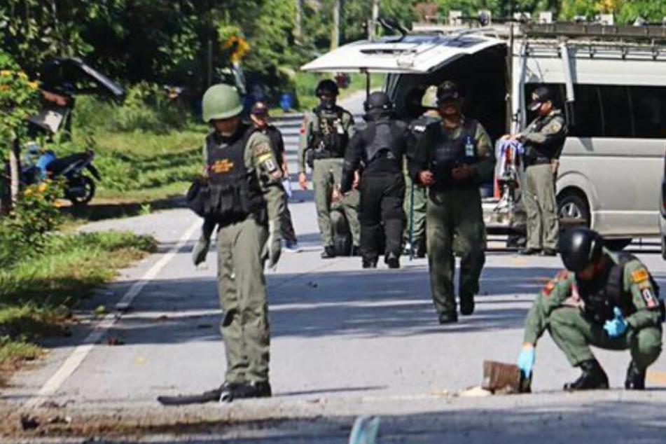 Mit Schusswaffen und Granaten: Bewaffnete Angreifer töten 15 Dorfbewohner