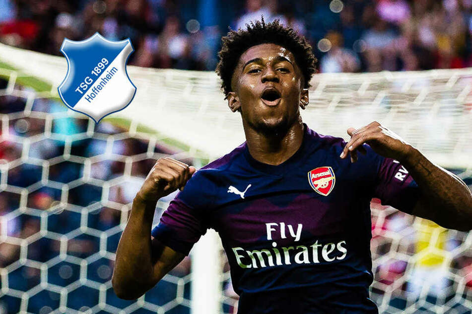 Attraktion für die Bundesliga: TSG verpflichtet Mega-Talent von Arsenal!