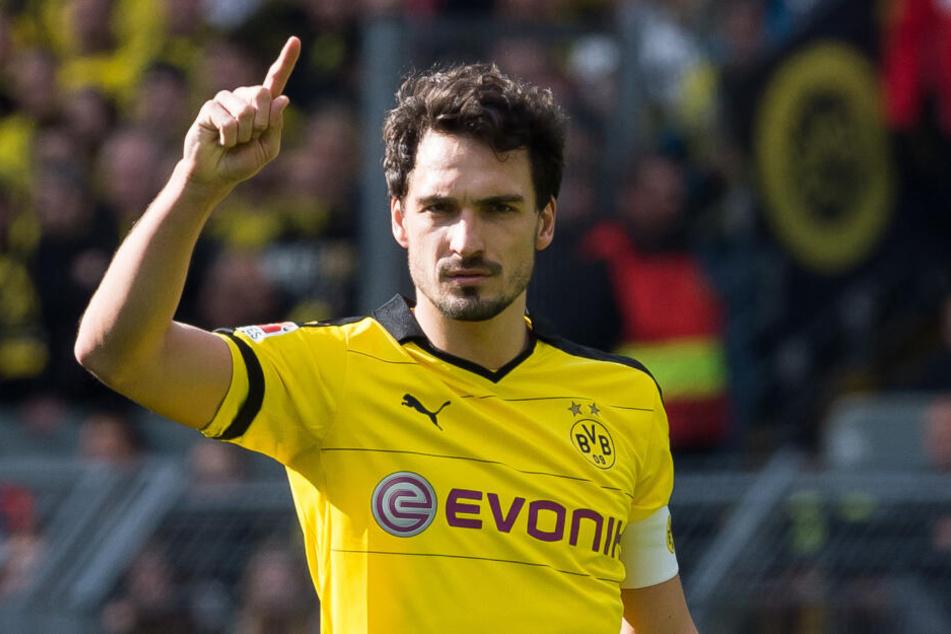 Wechselt zur neuen Saison zurück vom FC Bayern München zu Borussia Dortmund: Verteidiger Mats Hummels (30).