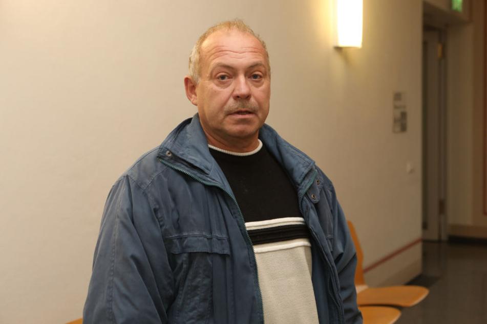 Vater Fredy K. (55) wurden niedergestochen.