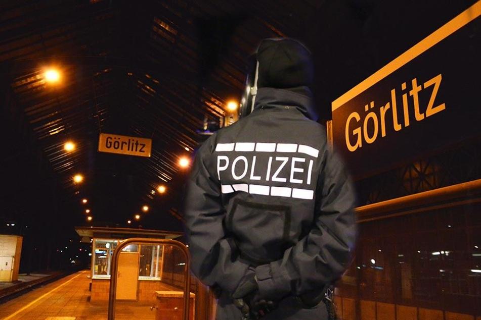 Am Görlitzer Bahnhof wurde eine Reisende eventuell bedroht oder belästigt. Die Polizei sucht nach dieser Frau.