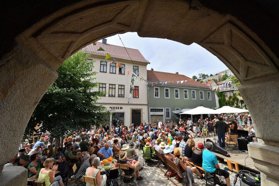 Das Rudolstadt-Festival soll vom 1. bis 4. Juli 2021 stattfinden. (Archivbild)