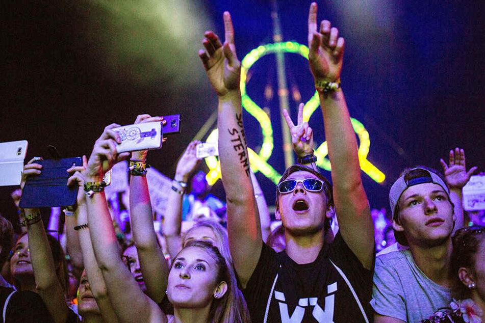 """Das """"SonneMondSterne""""-Festival gehört zu den beliebtesten Festivals in Deutschland."""