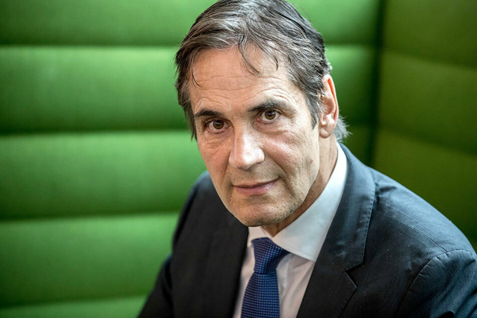 Jean-Remy von Matt führt Europas größte Werbeagentur.