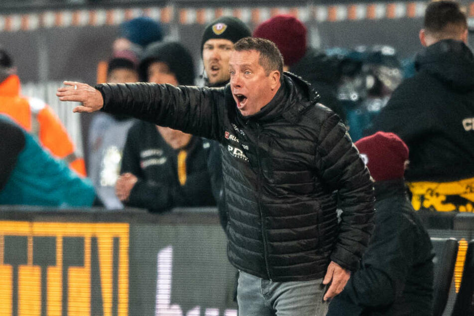 Markus Kauczinski kehrt als Trainer von Dynamo Dresden an seine Wirkungsstätte zurück.