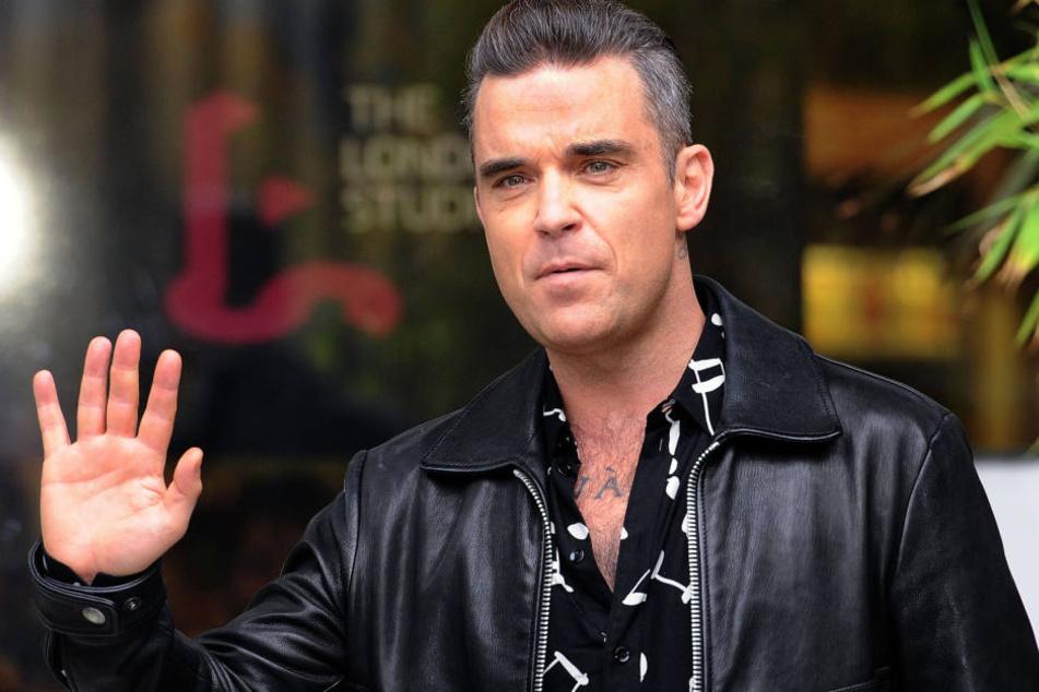 Mega-Star Robbie Williams hat in einem Interview gestanden, dass er unter Depressionen und einer Essstörung leidet.