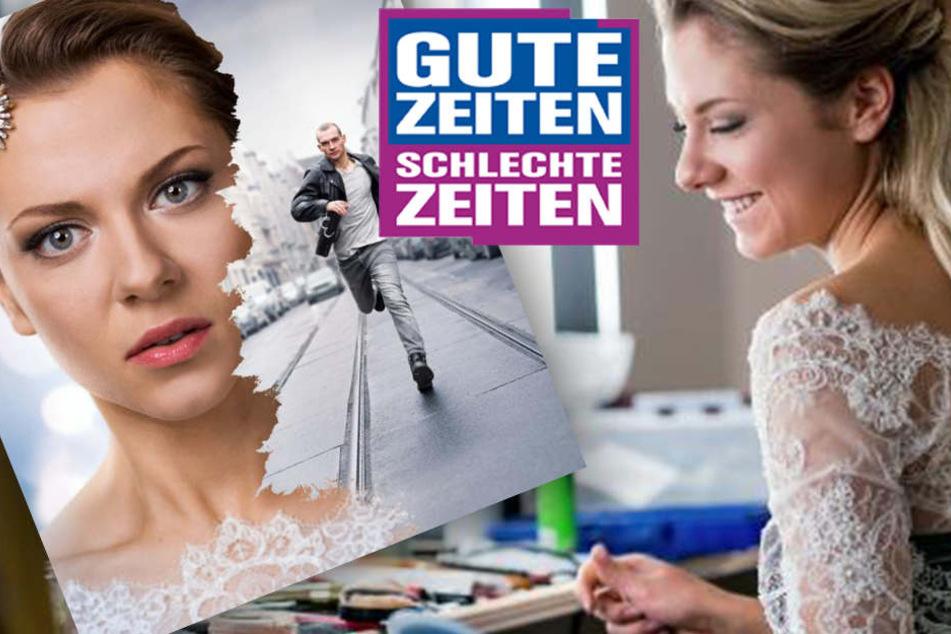 GZSZ-Jubiläum! Das verrät das Plakat über Sunnys Hochzeit