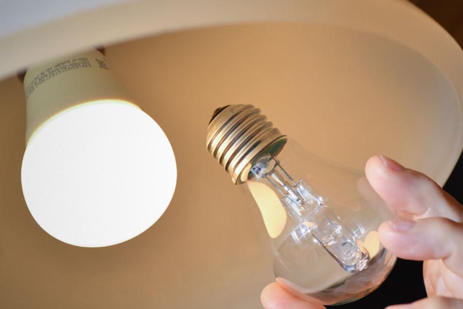 Die Entwicklung der energiesparenden LED-Birnen forderte Geduld. (Symbolbild)