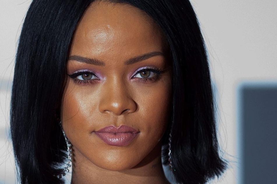 Hat angeblich sehr konkrete Hochzeitspläne: Superstar Rihanna (29).