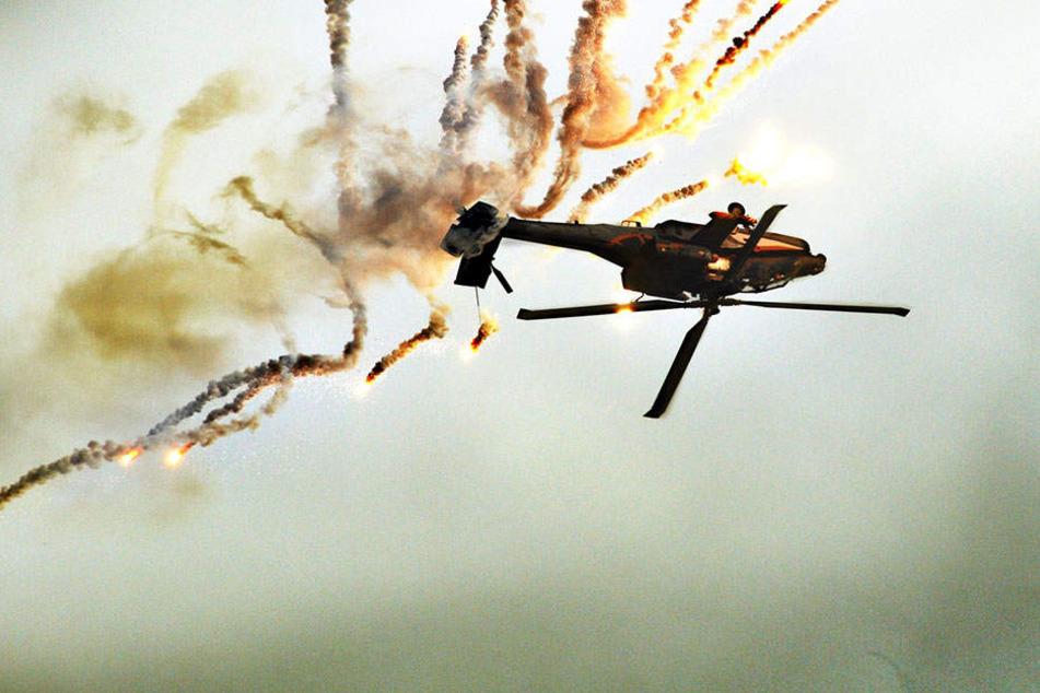 Mysteriöse Umstände! Prinz stirbt bei Helikopter-Absturz