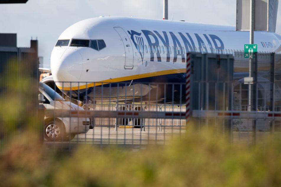 Im Gegensatz zum Bremer Flughafen (Bild) werden vom Leipziger alle geplanten Ryanair-Flüge am Freitag abheben.