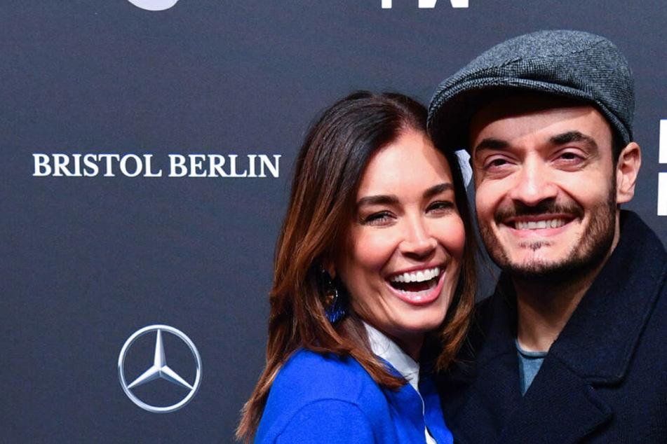 Jana Ina Zarrella (42) und ihr Mann Giovanni Zarrella (41).