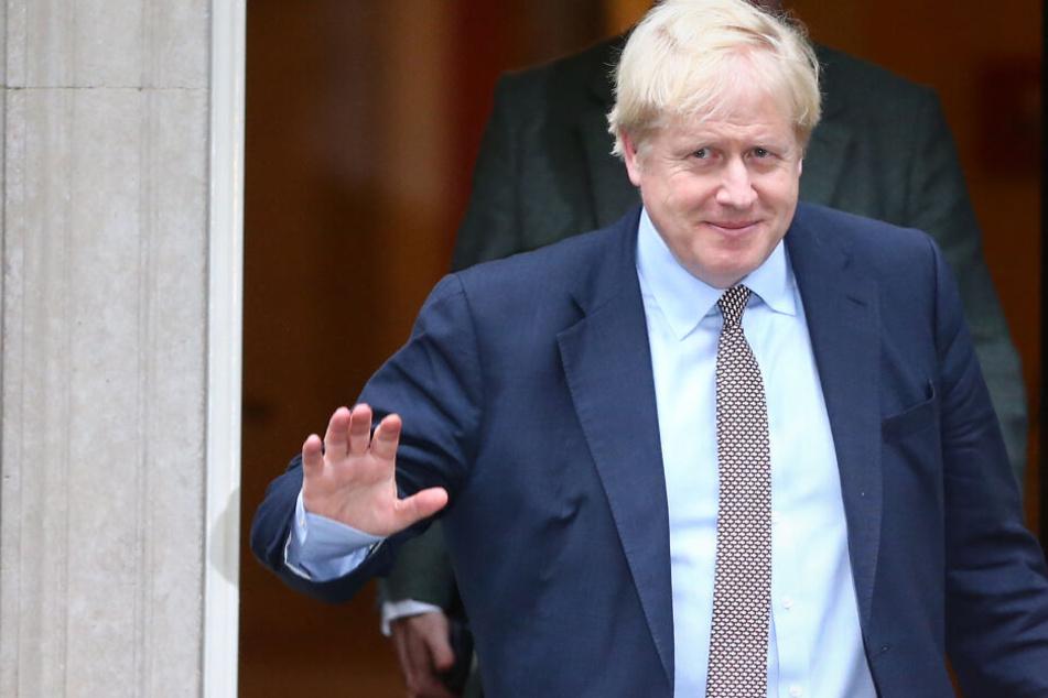Brexit-Chaos: Premierminister Boris Johnson schlägt Termin für Neuwahl vor