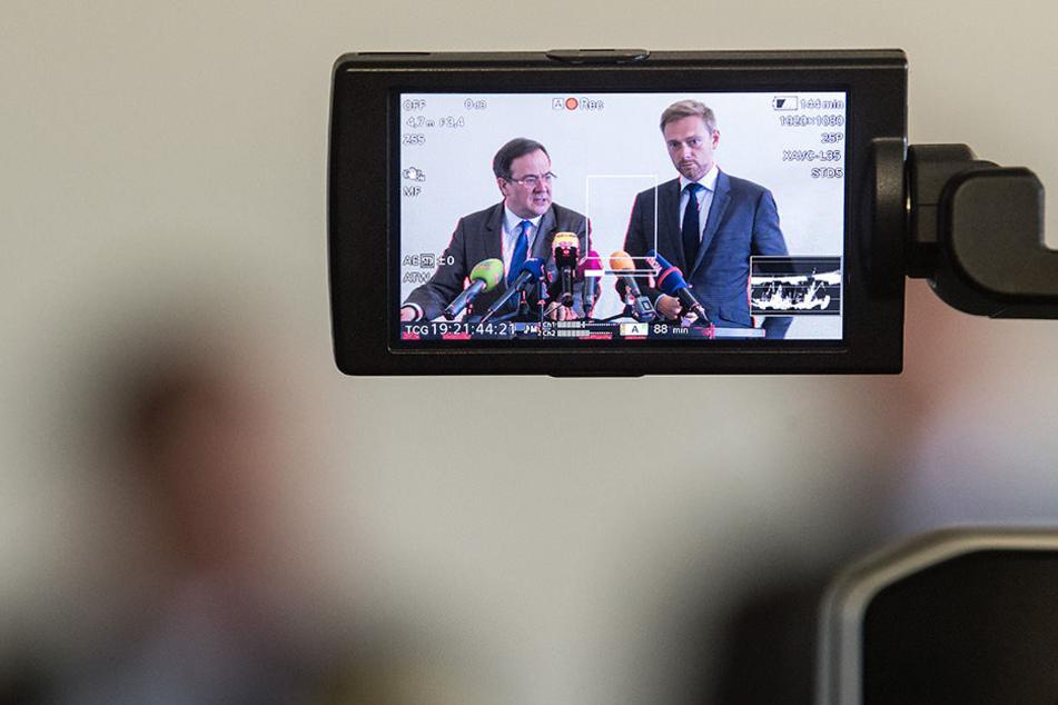 Am Freitag wollen die CDU und die FDP ihre Koalitionsverhandlungen beenden.