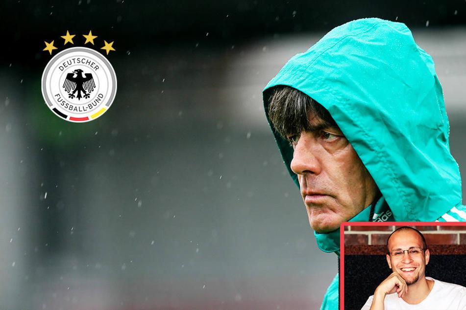 Meine Meinung: Furchtbares Fußballjahr für Löw und den DFB