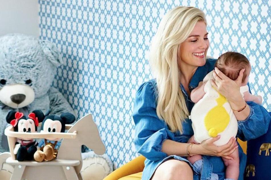 So süß! Neu-Mama Jennifer Knäble teilt Baby-Foto zu Ostern