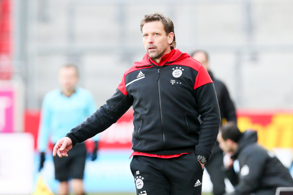 FCB-Coach Holger Seitz (46) wurde vom DFB für zwei Spiele gesperrt und mit einer Geldstrafe belegt.