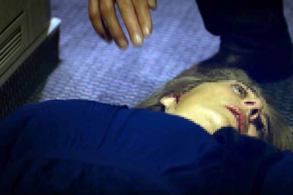 Die tote Passagierin wird während der Überfahrt von Visby nach Nynäshamn an Bord gefunden.