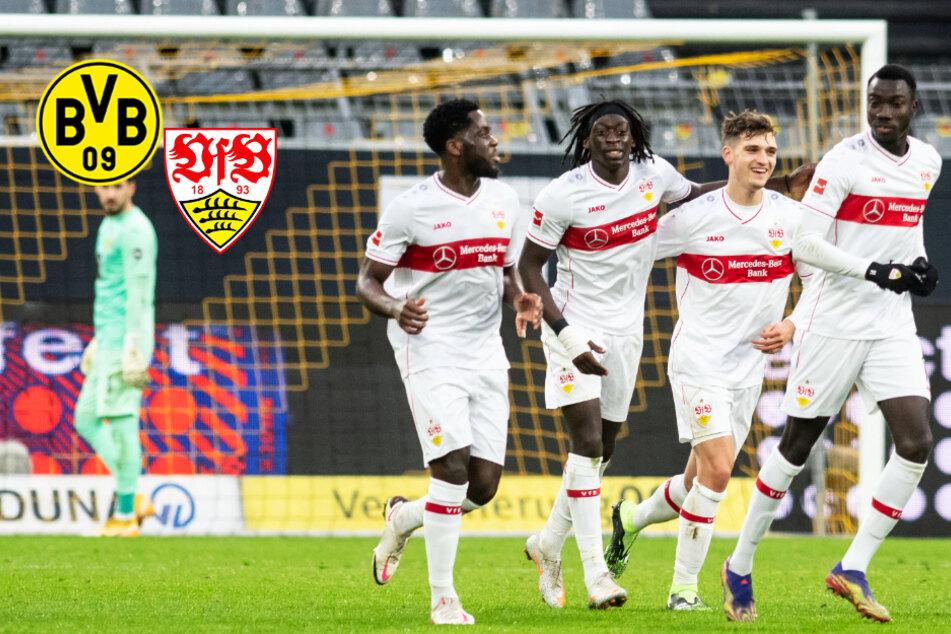 BVB an Stuttgarter Edeljuwel dran! Holt Dortmund einen Flügelflitzer vom VfB?