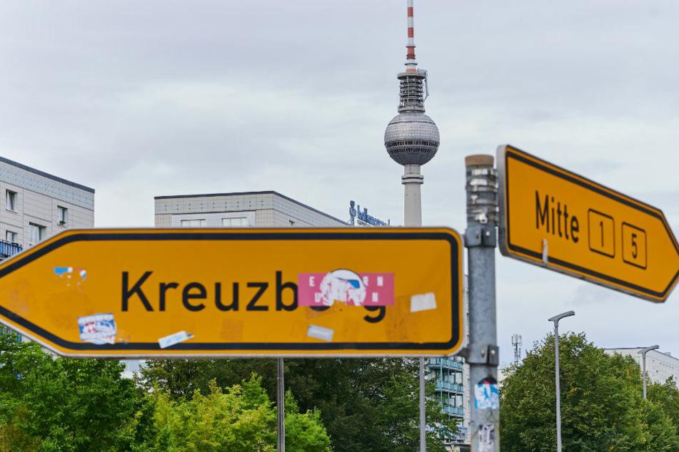 In Berlin besteht Handlungsbedarf: Zwei der drei Corona-Ampeln zeigen mittlerweile Rot. Besonders Hoch sind die Fallzahlen den Innenstadtbezirken, wie Mitte und Kreuzberg. (Symbolfoto)