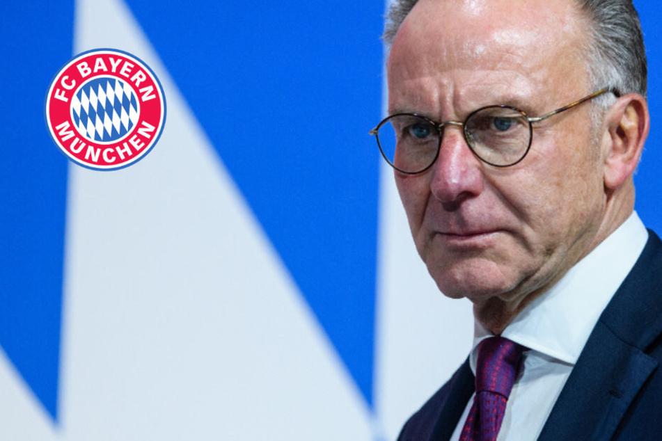 """Bayern-Boss Rummenigge über Trennung von Ancelotti: """"Ich musste weinen"""""""