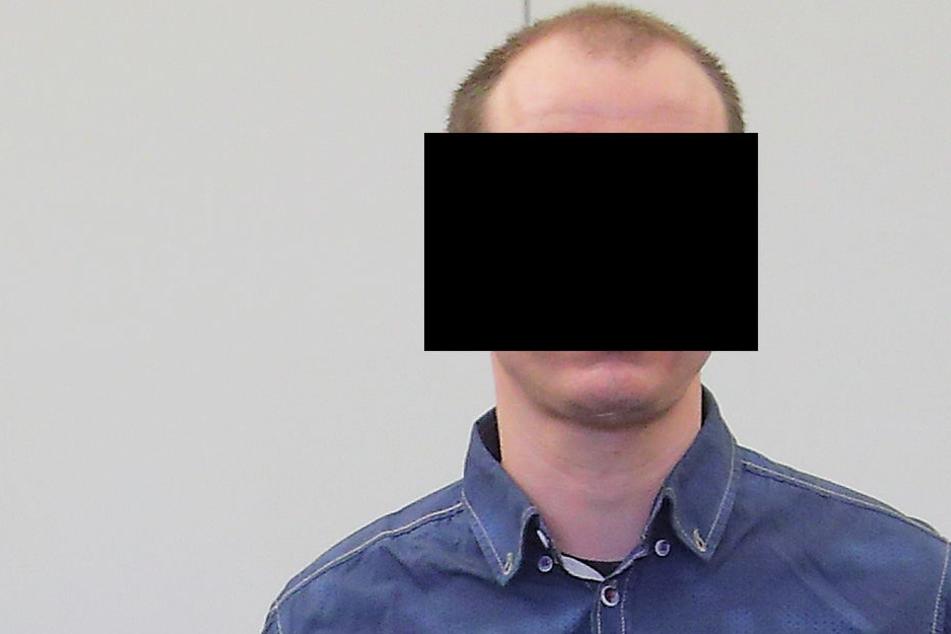 Bei Nino K. (32) liegen die Nerven blank. Er wurde im Gerichtsaal ausfällig.