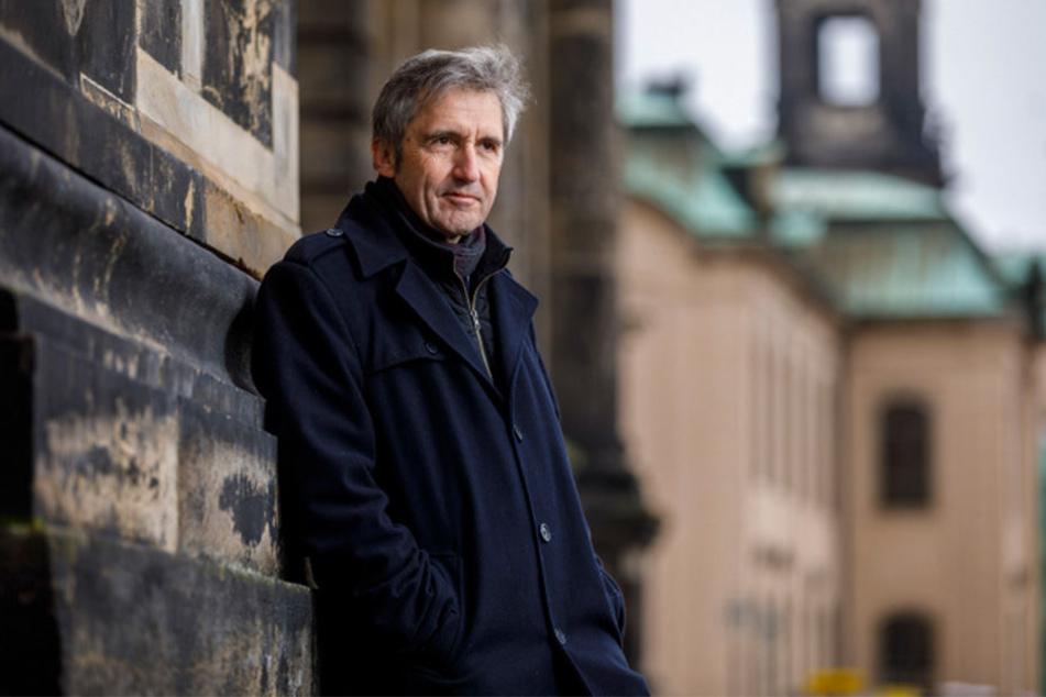 Als Gründer der Gruppe der 20 in Dresden schrieb er in der Friedlichen Revolution der DDR Geschichte.