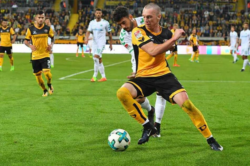 Haris Duljevic ist Dynamo-Spieler des Monats September!