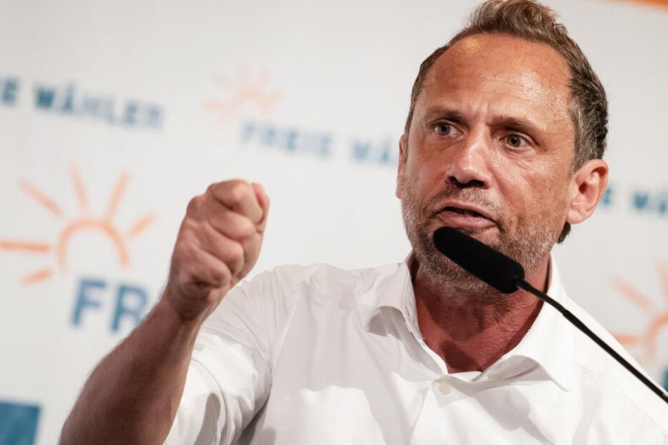 Bayerns Umweltminister Thorsten Glauber (Freie Wähler) will die Messpunkte mehr als verdoppeln. (Archiv)