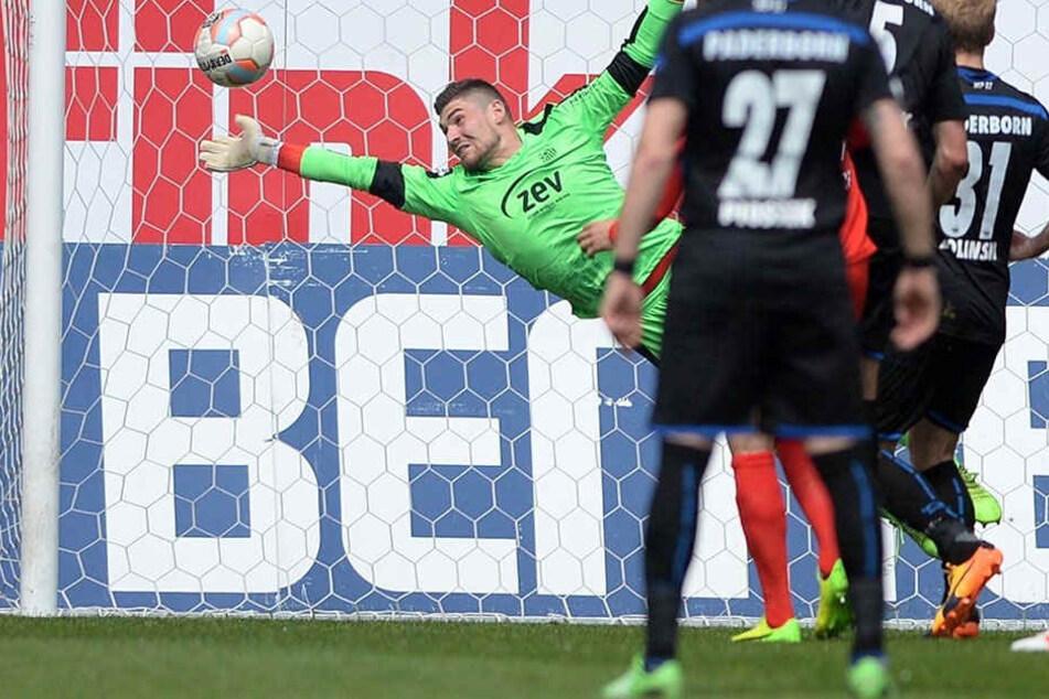 Johannes Brinkies kennt Steffen Baumgart noch aus Rostocker Zeiten.
