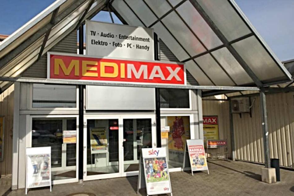 Darum Musst Ihr Heute Zu MEDIMAX In Chemnitz Und Lichtenau