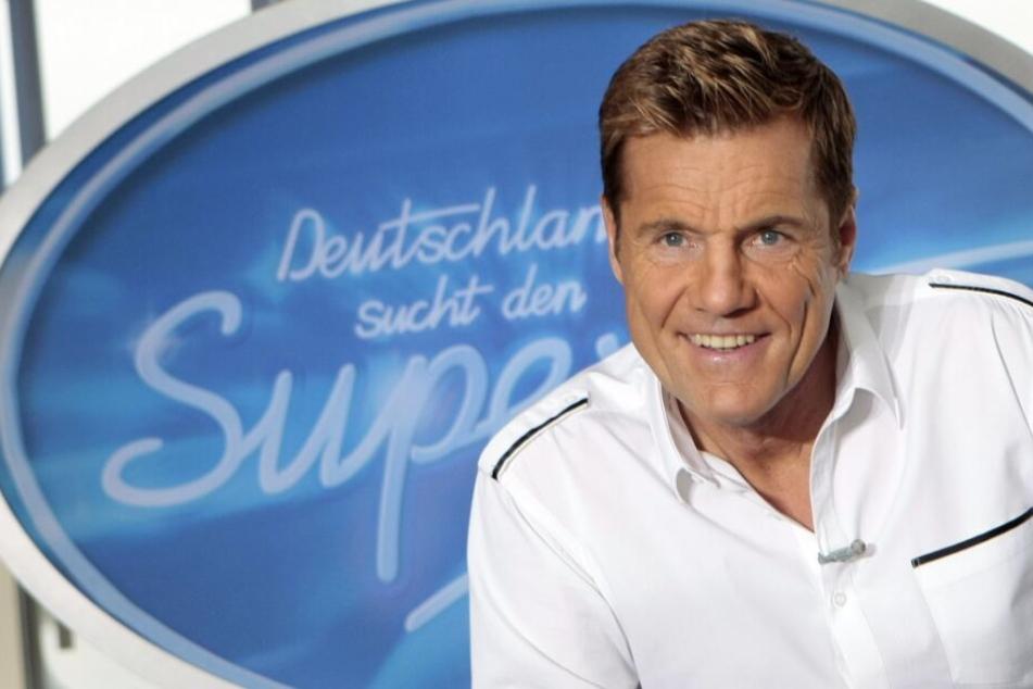 """Den zweiten Platz belegte die Casting-Show """"Deutschland sucht den Superstar"""" mit Dieter Bohlen."""