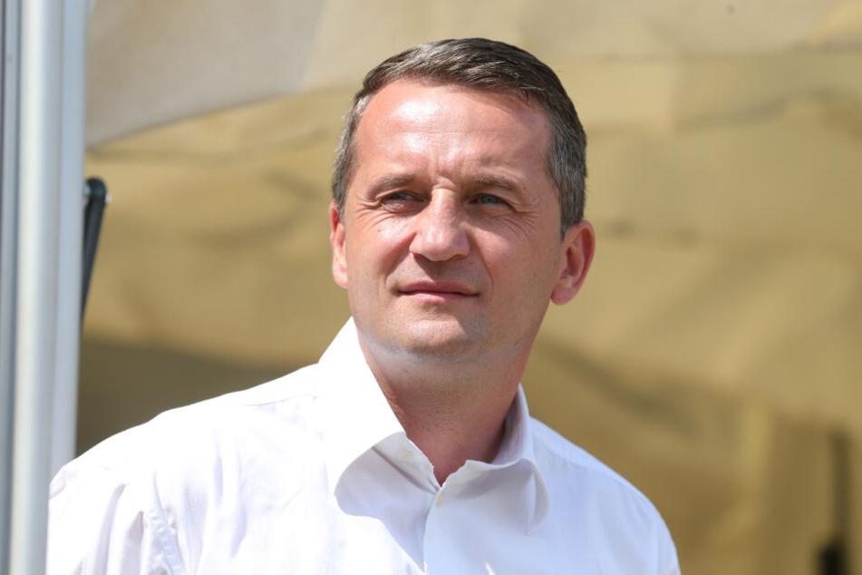 CFC-Vorstand Thomas Sobotzik.