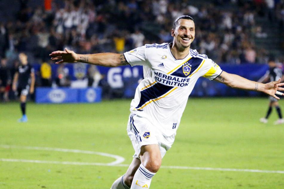 Zlatan Ibrahimovic kehrt nach Europa zurück! Wechsel in die Serie A