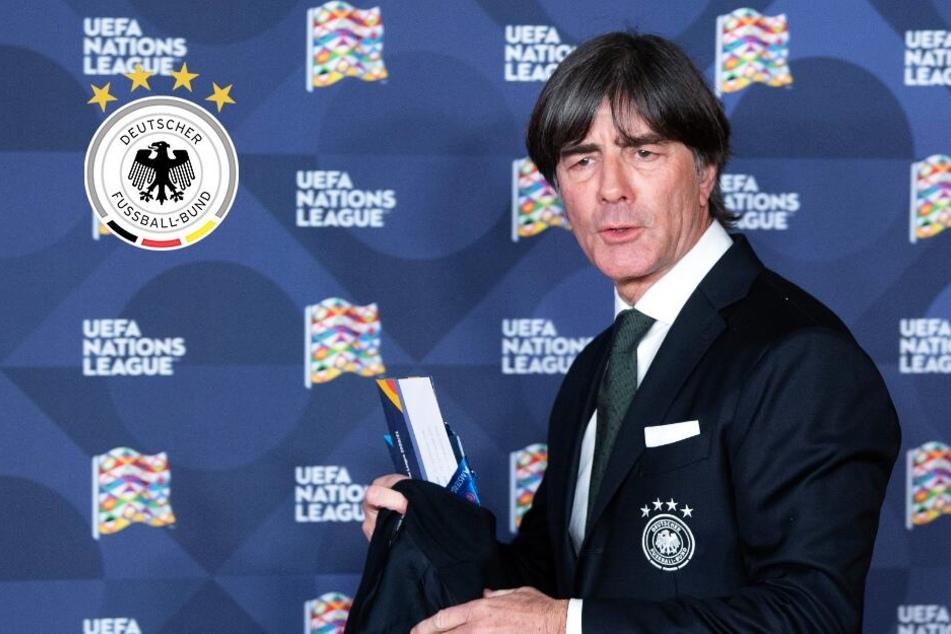 Nations League ausgelost: Das sind die deutschen Gruppengegner