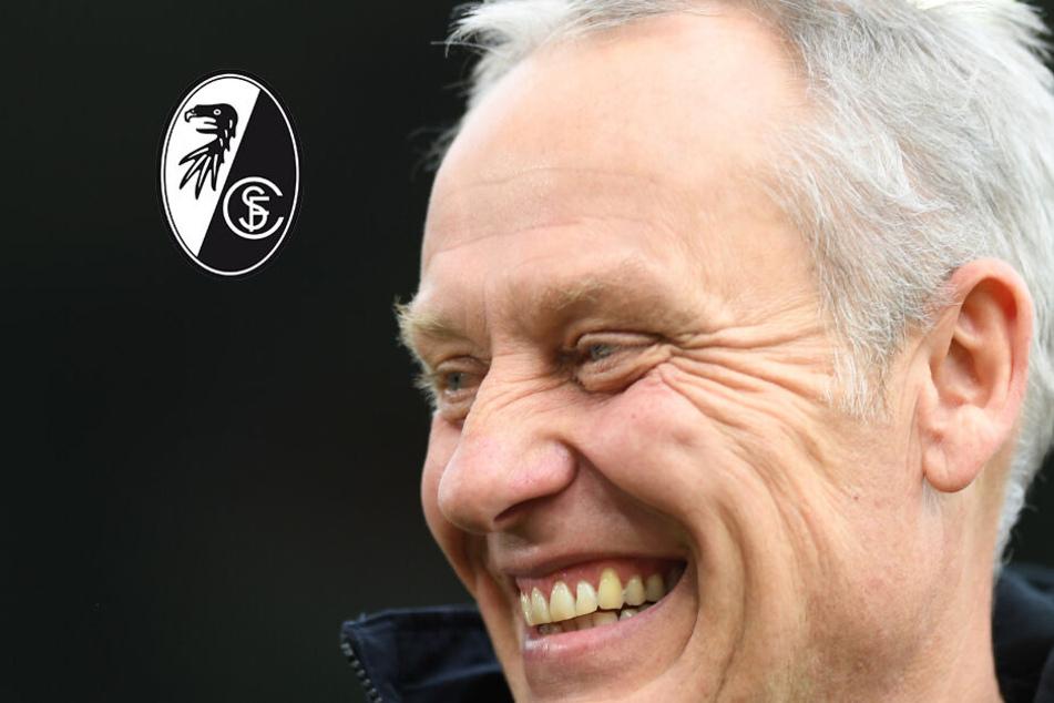 Freiburgs Kulttrainer Christian Streich wird ausgezeichnet