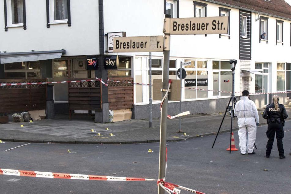 Hier in Salzgitter wurde das Mädchen angeschossen.