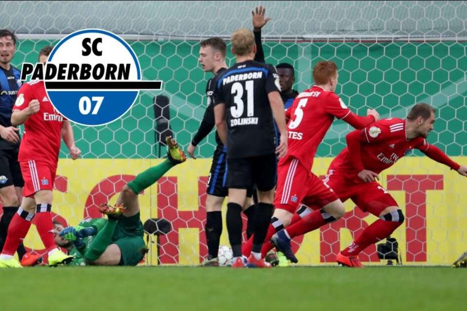 """""""Mund abputzen und wieder aufstehen"""": SCP-Coach will Pokal-Niederlage abhaken"""