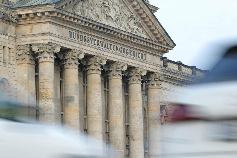 Leipzig: Feuer am Bundesverwaltungsgericht: Polizei vermutet Brandanschlag