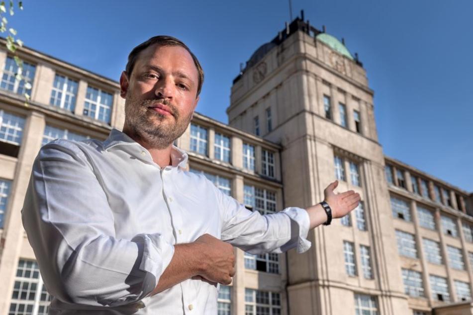 Wanderer braucht wieder eine vernünftige Nutzung, fordert CDU-Politiker Alexander Dierks.