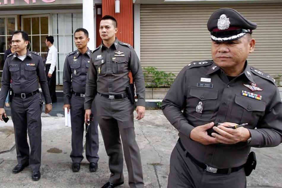 Die thailändische Polizei spürte Mutter und Tochter auf und lieferte sie nach Deutschland aus (Symbolbild).
