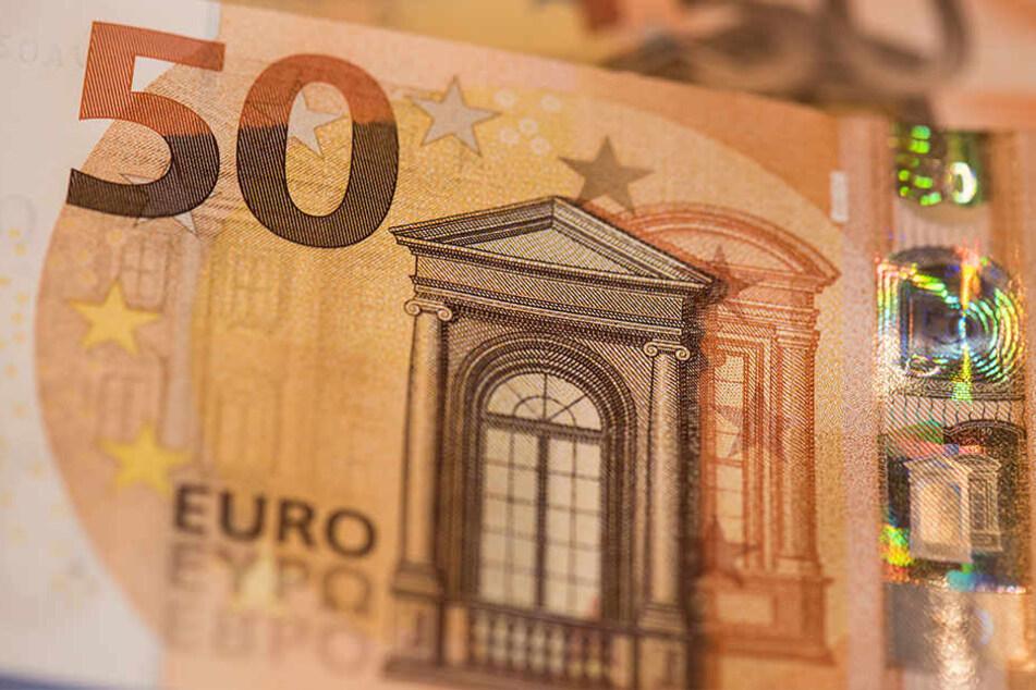 Seit April 2017 ist der neue 50-Euro-Schein in Europa im Umlauf.