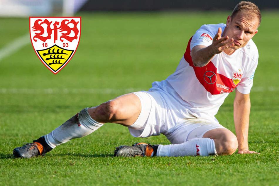 VfB Stuttgart: Muskelfaserriss! Holger Badstuber fällt aus