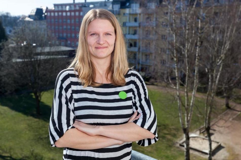 Stadträtin Christin Furtenbacher ist besorgt über die vielen Waffen in der Stadt.