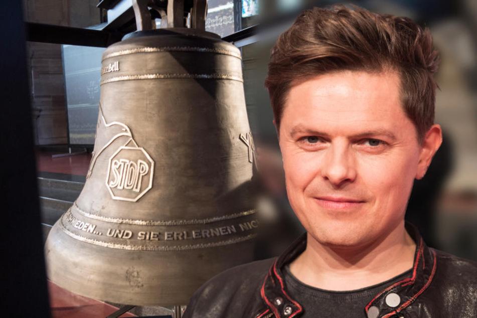 Darum nimmt Michael Patrick Kelly eine riesige Glocke mit auf Tournee