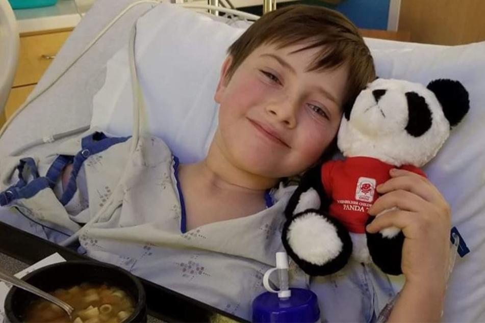 Achtjähriger stürzt mit dem Fahrrad, kurz danach stirbt er durch fleischfressende Bakterien