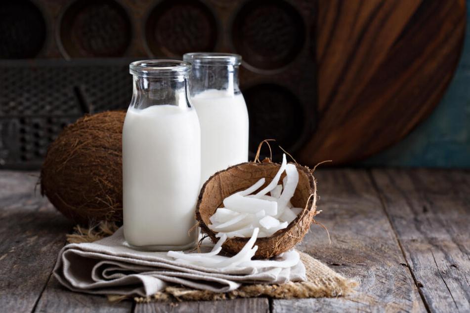 Kokosmilch wird besser aus dem Tetrapak genossen, nicht aus der Dose.